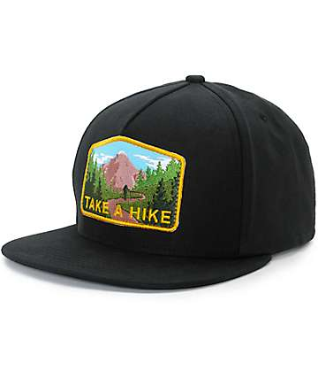 Skate Mental Take A Hike Snapback Hat