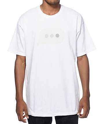 Skate Mental Text Bubble T-Shirt