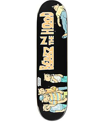 "Skate Mental x Grizzly Bearz In Da Hood 8.0"" Skateboard Deck"