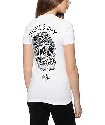 Sketchy Tank High & Dry T-Shirt
