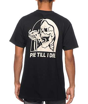 Sketchy Tank Pie T-Shirt