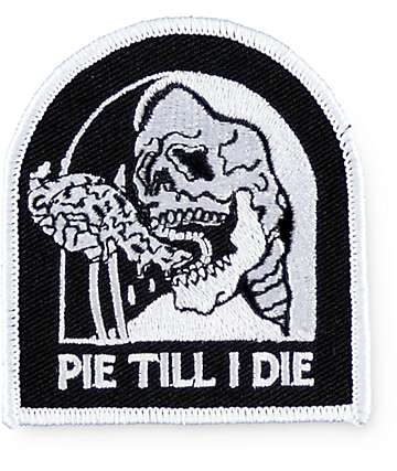 Sketchy Tank Pie Till I Die Patch