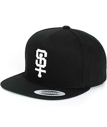 Sketchy Tank ST Snapback Hat