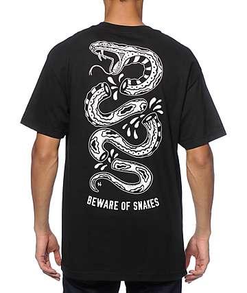 Sketchy Tank Snakes T-Shirt