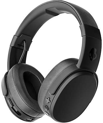 Skullcandy Crusher Black Wireless Headphones