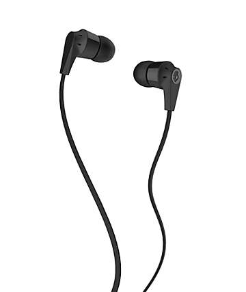 Skullcandy Ink'd 2.0 Black Earbuds
