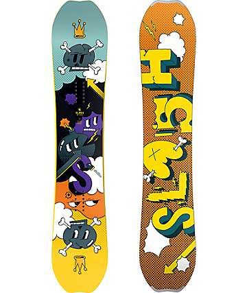 Slash Happy Place 152cm Snowboard