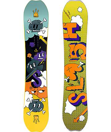 Slash Happy Place 155cm Wide Snowboard