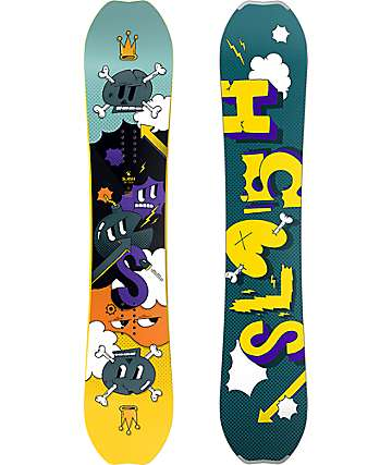 Slash Happy Place 159cm Wide Snowboard