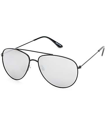 Slider Metal Aviator Sunglasses