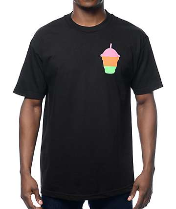 Slushcult Holy Trinity Arch Black T-Shirt