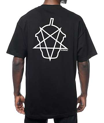 Slushcult Penta-Slush Black T-Shirt