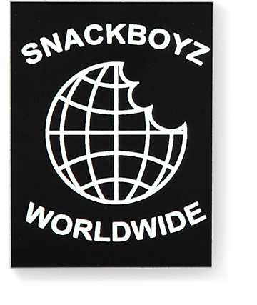 Slushcult Snackboyz Trade Logo Sticker