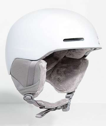Smith Allure White Helmet