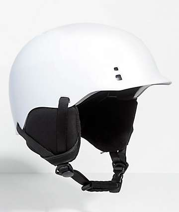 Smith Gage White Snowboard Helmet