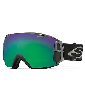 Smith IO Recon GPS & HUD Snowboard Goggles