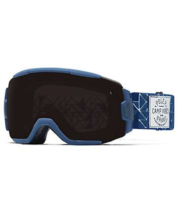 Smith x Poler x Austin Smith Vice Adventure Snowboard Goggles
