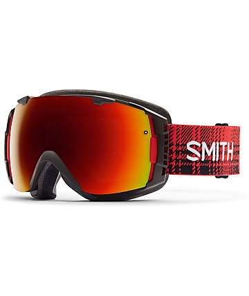 Smith x Woolrich IO Snowboard Goggles