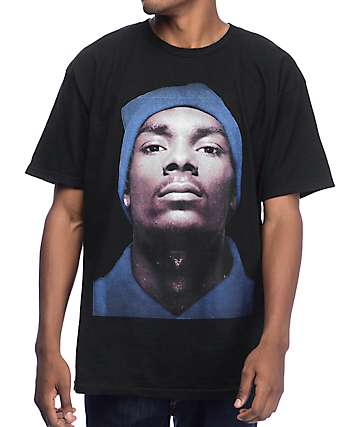 Snoop Dogg OG Black T-Shirt