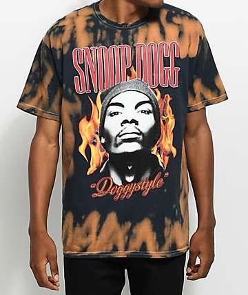 Snoop Doggystyle camiseta blanqueada