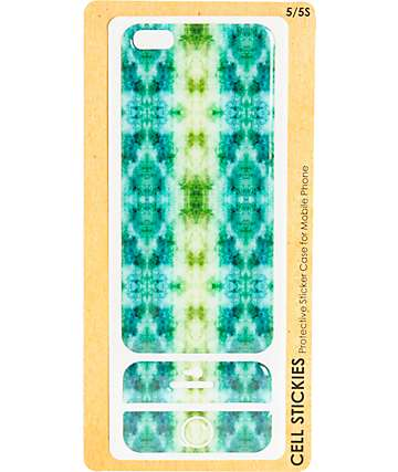Southwest Dyed iPhone 5 & 5s Sticker Case