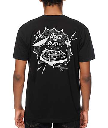 Spacecraft Boxes of Death OC T-Shirt
