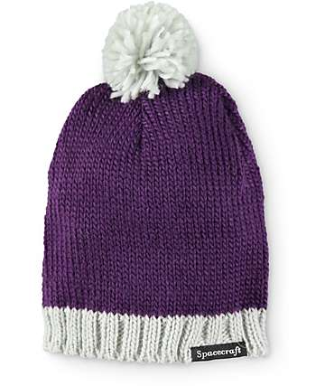 Spacecraft Melody Beanie