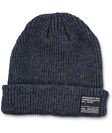 Spacecraft The Dock Navy Beanie