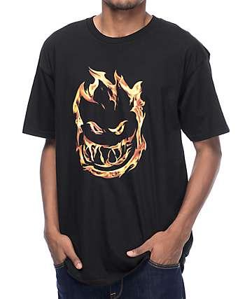 Spitfire 451 Black T-Shirt