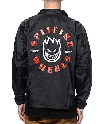 Spitfire Classic Bighead Coach Jacket