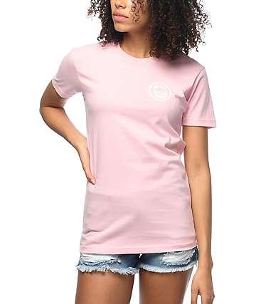 Spitfire Classic Swirl Pink T-Shirt