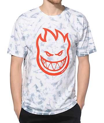 Spitfire Crinkle Tie Dye T-Shirt