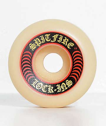 Spitfire Formula Four Lock-Ins 53mm 101a Skateboard Wheels
