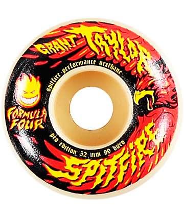 Spitfire Grant Taylor F4 Classic 52mm Skateboard Wheels
