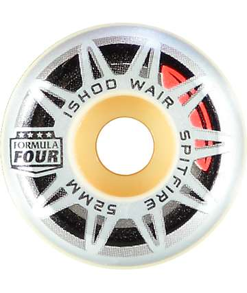 Spitfire Ishod F4 Burnouts 52mm 99D Skateboard Wheels