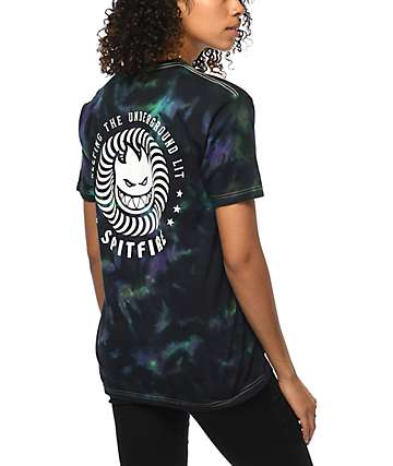 Spitfire KTUL Tie Dye T-Shirt