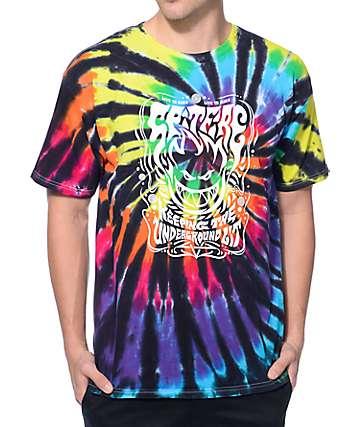 Spitfire Tripper 2.0 Tie Dye T-Shirt
