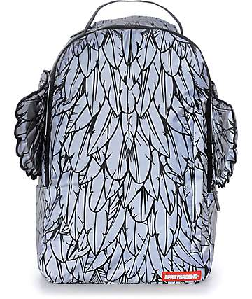 Sprayground 3M Wings Grey Backpack