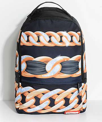 Sprayground Diamonds In Paris mochila