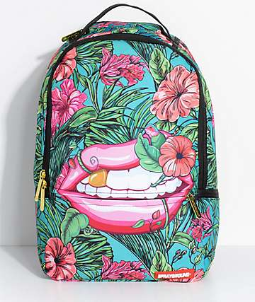 Sprayground Jungle Lips Backpack