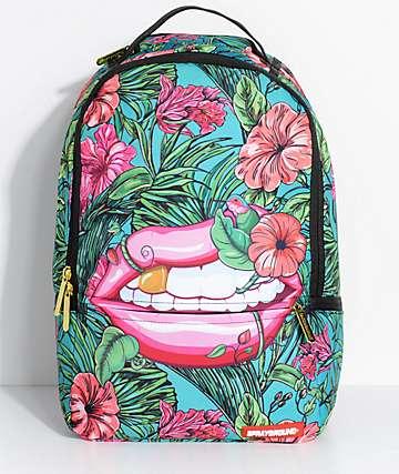 Sprayground Jungle Lips Backpack