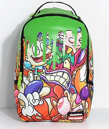 Sprayground x Nickelodeon 90s Slime mochila