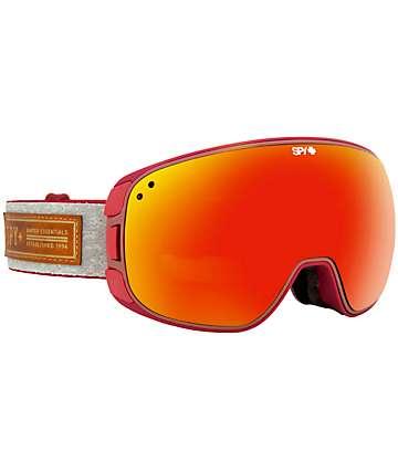 Spy Bravo máscara de snowboard