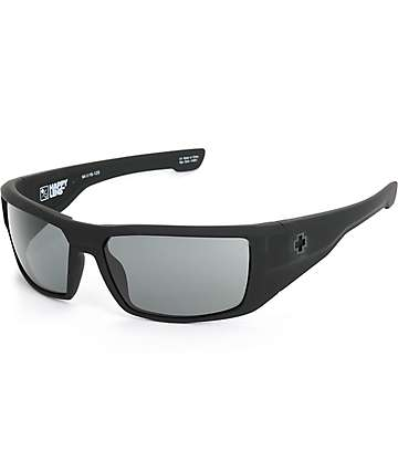 Spy Dirk Happy Lens gafas de sol en negro mate