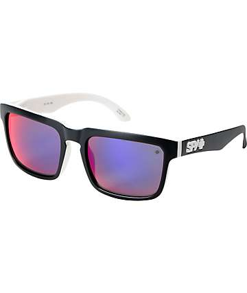 Spy Helm Whitewall Grey & Navy Spectra Sunglasses