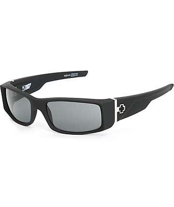 Spy Hielo Happy Lens gafas de sol en negro mate