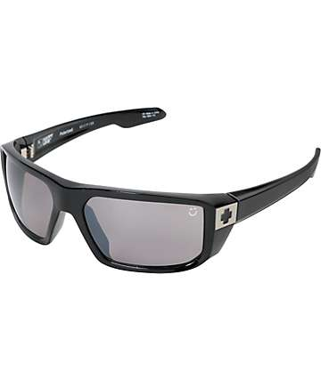 Spy McCoy Gloss Black Happy Lens Polarized Sunglasses