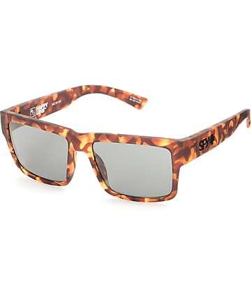 Spy Montana Soft Matte Camo Tortoise Sunglasses