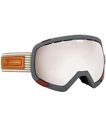 Spy Platoon Snowboard Goggles