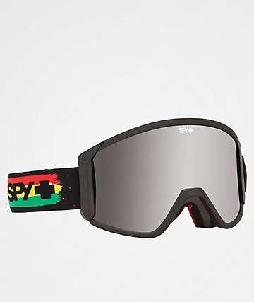 Spy Raider Blaze Bronze Spectra Snowboard Goggles